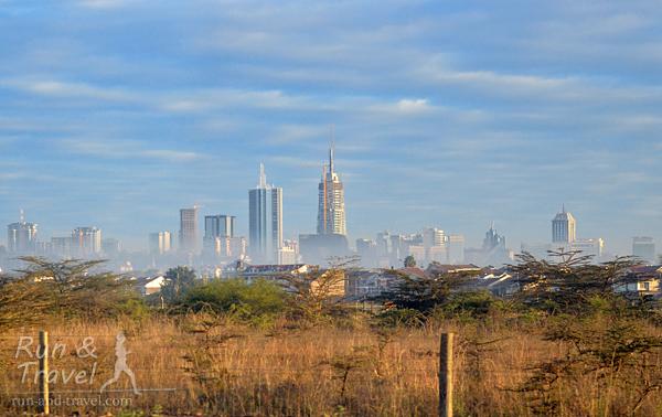 В Найроби новая окружная, удобно объезжать пробки