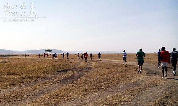 Третий километр