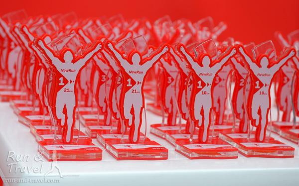 Кубки для победителей в абсолюте и возрастных категориях