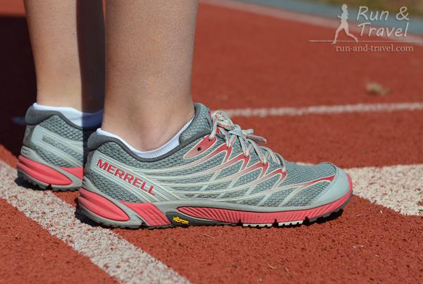 Merrell Bare Access – лайт-версия минималистических кроссовок