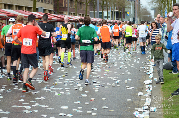 Отчет о марафоне в Роттердаме