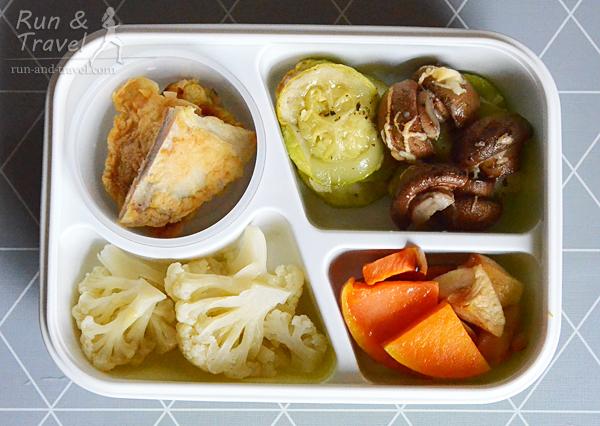 Здоровые обеды на работе